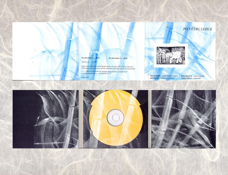 Po větru lehce CD